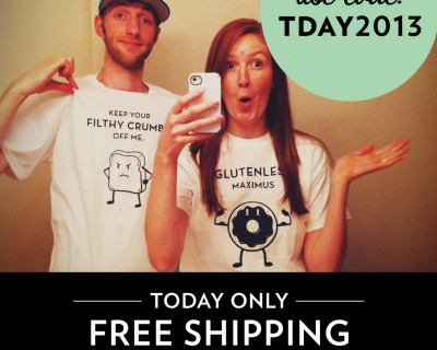 Free Shipping…Happy Friday!