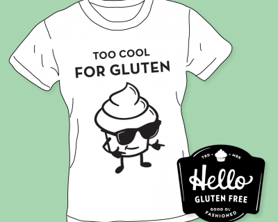 Gluten Free Tshirt Giveaway! (Closed)