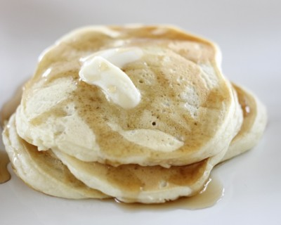 how to make gluten free pancakes more fluffy